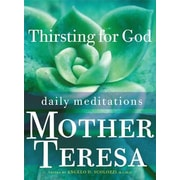 Thirsting for God: Daily Meditations, Paperback (9781616366896)