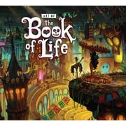 Art of the Book of Life, Hardcover (9781616555337)