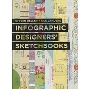 Infographics Designers' Sketchbooks, Hardcover (9781616892869)