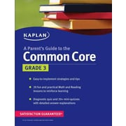 A Parent's Guide to the Common Core, Grade 3, Paperback (9781618658227)