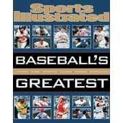 Sports Illustrated Baseball's Greatest, Hardcover (9781618930552)