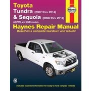 Toyota Tundra (2007 Thru 2014) & Sequoia (2008 Thru 2014): All 2wd and 4WD Models, Paperback (9781620921869)