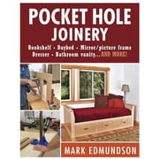 Pocket Hole Joinery, Paperback (9781621136743)