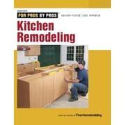 Kitchen Remodeling, Paperback (9781621138068)