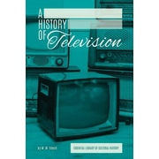 History of Television, Hardcover (9781624035562)