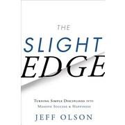 The Slight Edge, 0003, Hardcover (9781626340466)