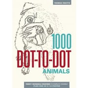 1000 Dot-To-Dot: Animals, Paperback (9781626860858)