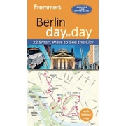 Frommer's Berlin Day by Day, 0003, Paperback (9781628870602)