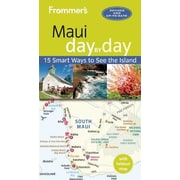 Frommer's Maui Day by Day, Paperback (9781628870626)