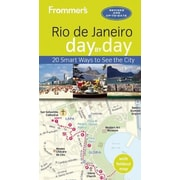 Frommer's Rio de Janeiro Day by Day, 0002, Paperback (9781628871548)