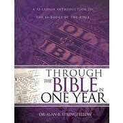 Through the Bible in One Year, Paperback (9781629110547)