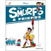 The Smurfs & Friends, Hardcover (9781629911991)