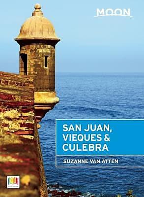 Moon San Juan, Vieques & Culebra, 0002, Paperback (9781631212277) 2331800