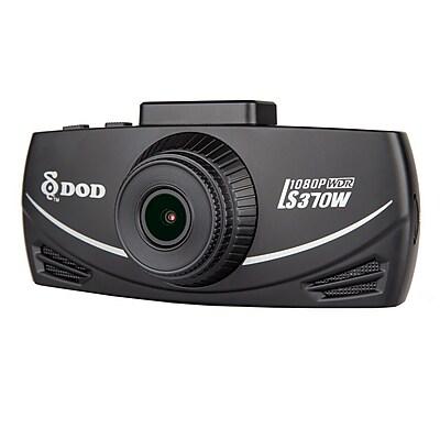 DOD LS370W Dashcam 8GB Memory Card Bundle