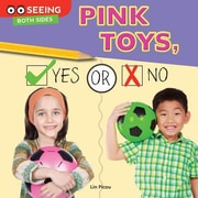 Pink Toys, Yes or No, Hardcover (9781634303460)