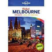 Lonely Planet Pocket Melbourne, 0003, Paperback (9781742202143)