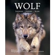 Wolf: Legend, Enemy, Icon, 0002, Paperback (9781770855595)