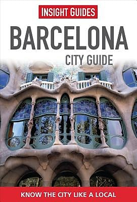 Insight City Guide Barcelona, 0008, Paperback (9781780052199) 2328105