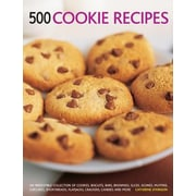 500 Cookie Recipes, Paperback (9781781460221)