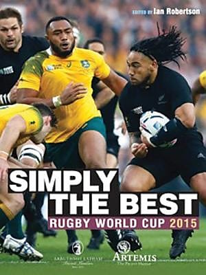 Simply the Best: Rugby World Cup Review 2015, Hardcover (9781782812890) 2322180