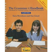 The Grammar 4 Handbook (in Print Letters), Paperback (9781844144044)