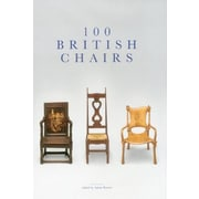100 British Chairs, Hardcover (9781851497973)
