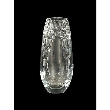 Dale Tiffany Vase; 12'' H x 5'' W x 5'' D