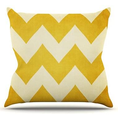 KESS InHouse 1932 Throw Pillow; 18'' H x 18'' W