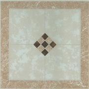 Home Dynamix Dynamix Vinyl Tile 12'' x 12'' Vinyl Tile in Small Checkerboard