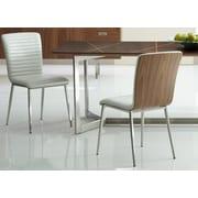 Bellini Modern Living Fernanda Side Chair; Pearl White
