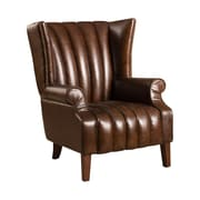 Home Loft Concepts Grisson Leather Club Chair