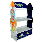 Fantasy Fields Outer Space 40.13'' Bookshelf