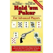 Hold'em Poker: For Advanced Players, Paperback (9781880685228)