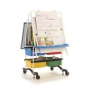 Copernicus Royal Reading/Writing Free-Standing Whiteboard, 3' H x 2' W