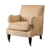 Home Loft Concepts Gregory Club Chair; Fawn