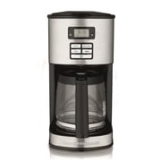 Hamilton Beach 12 Cup Stainless Steel Coffee Maker