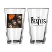 Boelter Brands Beatles Rubber Soul Collectible Pint Glass