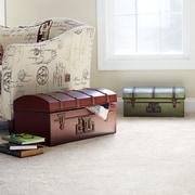 Household Essentials Metal Storage Chest