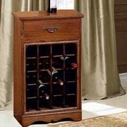 PierSurplus 20 Bottles Floor Wine Rack