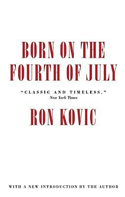 Born on the Fourth of July, Paperback (9781888451788) 2175019