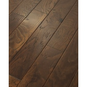 Shaw Floors Victorian 4-13/16'' Engineered ''Click Locking'' Hickory Hardwood Flooring in Ginger