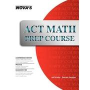 ACT Math Prep Course, Paperback (9781889057651)
