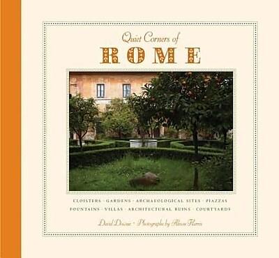 Quiet Corners of Rome, Hardcover (9781892145925) 2327665