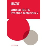 Official Ielts Practice Materials 2 with DVD, Paperback (9781906438876)