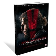 Metal Gear Solid V: The Phantom Pain: The Complete Official Guide, Paperback (9781908172778)
