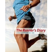 The Runner's Diary: A Daily Training Log, Paperback (9781934030363)
