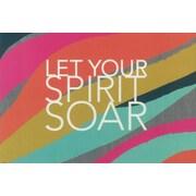 Let Your Spirit Soar, Hardcover (9781935414605)