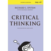 Critical Thinking, 4th Edition, 0004, Paperback (9781938421020)
