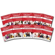 Complete GMAT Strategy Guide Set, 0006, Paperback (9781941234105)