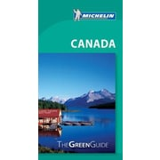 Michelin Green Guide Canada, 0013, Paperback (9782067197329)
